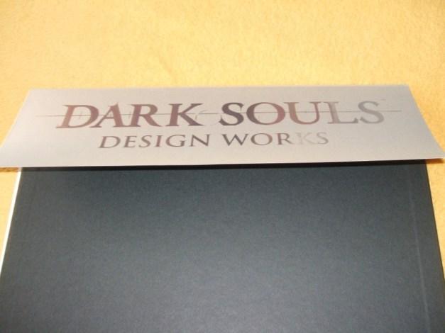 [Subculture works.] Dark Souls Design Works Cover innen