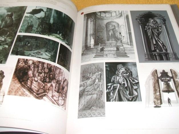 [Subculture works.] Dark Souls Design Works Design Materials 1