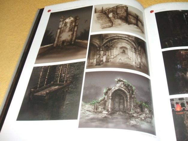 [Subculture works.] Dark Souls Design Works Design Materials 2