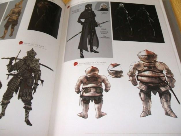 [Subculture works.] Dark Souls Design Works NPC Materials 1