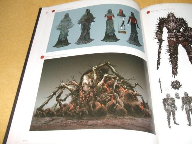 [Subculture works.] Dark Souls Design Works NPC Materials 2