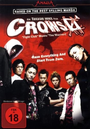 [Takashi Miike] Crows 0