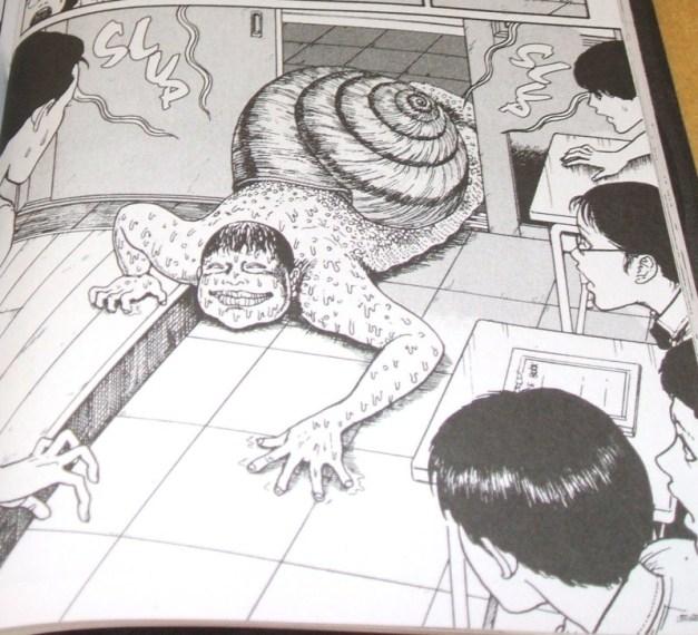 [Subculture works.] Junji Ito Uzumaki Menschenschnecke