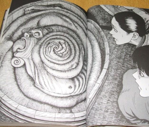 [Subculture works.] Junji Ito Uzumaki Menschliche Spirale