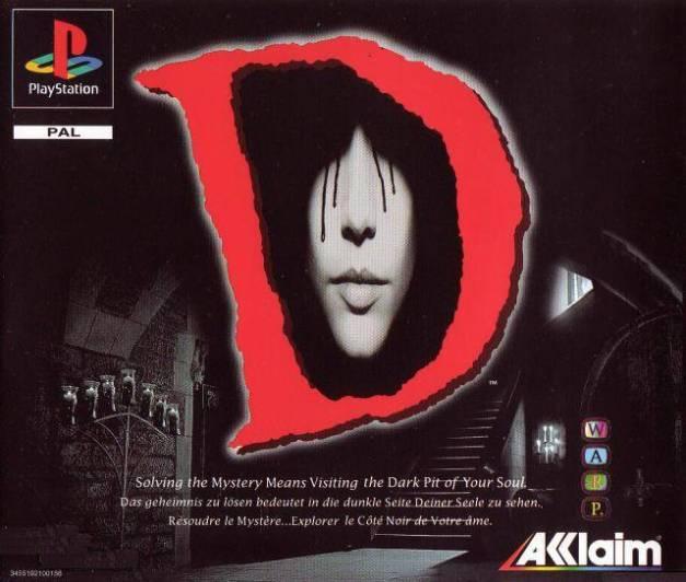 [WARP] D PlayStation Front