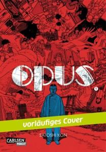 [Carlsen Manga] Satoshi Kon OPUS