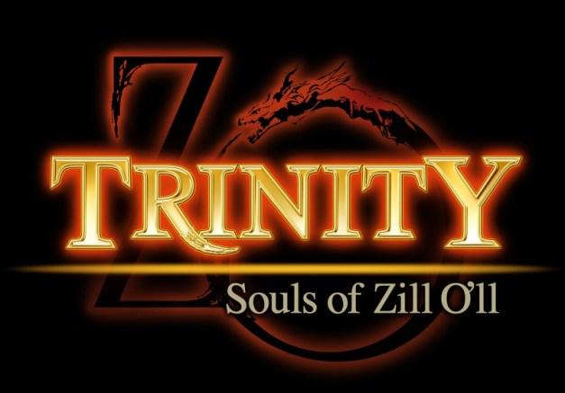 [TECMO KOEI] Trinity Souls of Zill O'll Logo