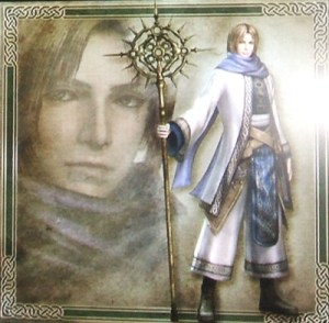 [Subculture works.] Trinity Souls of Zill O'll Character Section Zeraschel