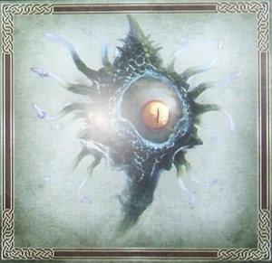 [Subculture works.] Trinity Souls of Zill O'll Demon eye