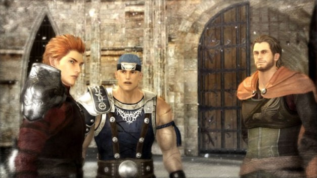 [Tecmo Koei] Trinity Souls of Zill O'll Areus - Dorado - Darqin