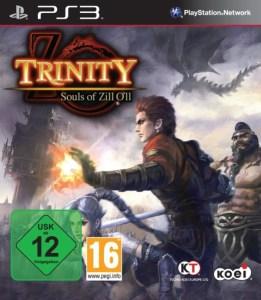 [Tecmo Koei] Trinity Souls of Zill O'll Cover