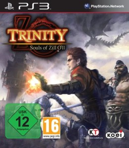 [Tecmo Koei] Trinity Souls of Zill O'll Cover