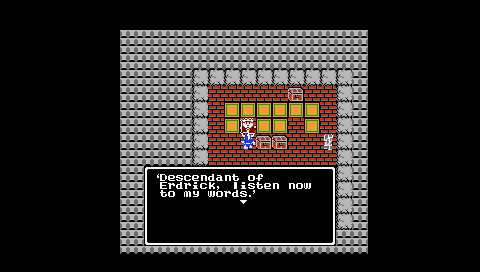 Dragon Quest Screen 1