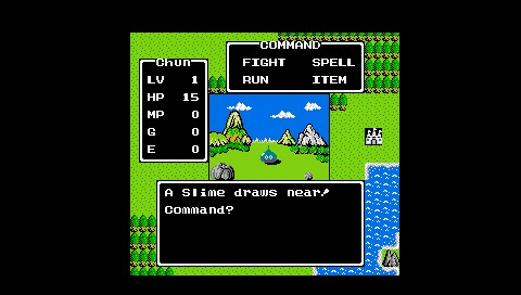 Dragon Quest Screen 5