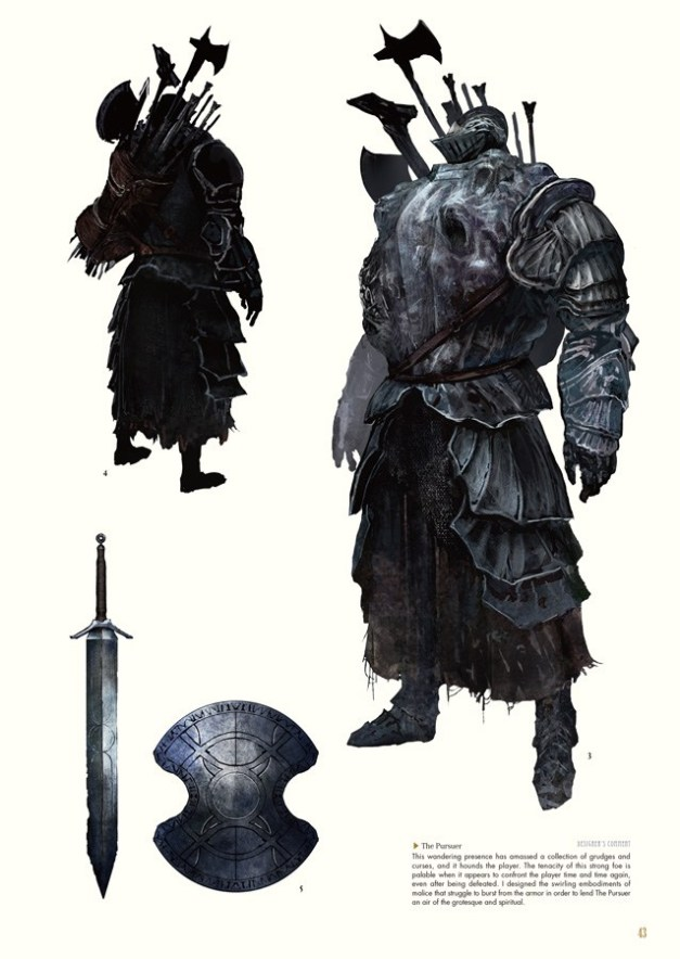 Udon Entertainment Dark Souls II Design Works Sample 2