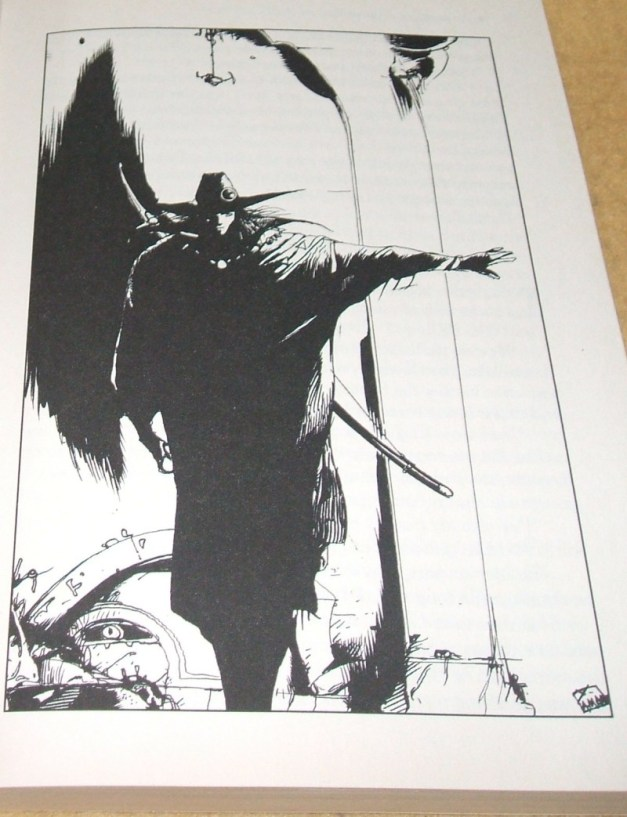 (Subculture works.) Vampire Hunter D Raiser of Gales Yoshitaka Amano Illustration