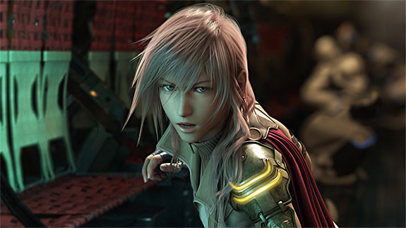 Final Fantasy 13 Lightning Kapitel 1 Opening