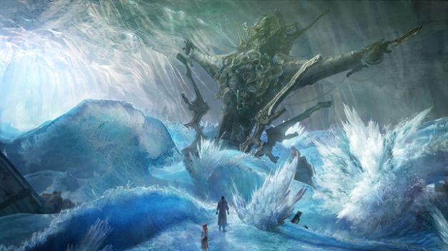 Final Fantasy XIII Kapitel 3 Bresha-See