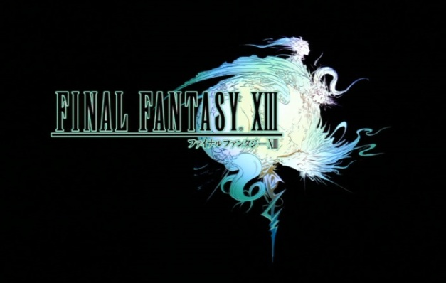 Final Fantasy XIII Titel Logo