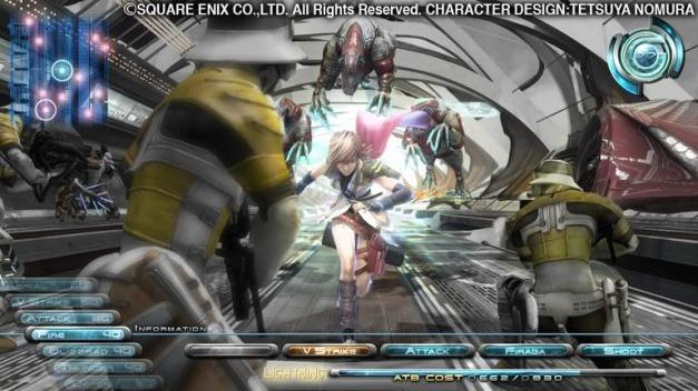 Final Fantasy XIII 2006 KS