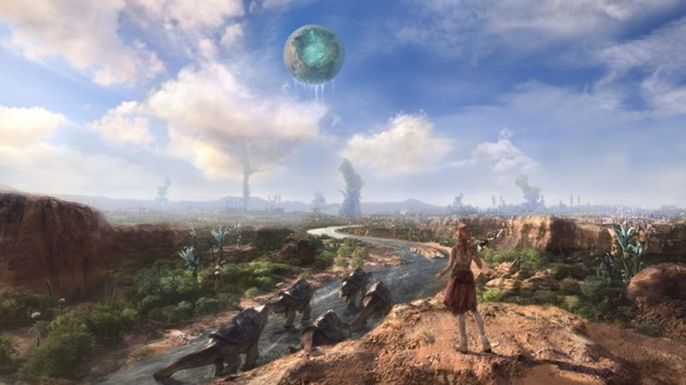 Final Fantasy XIII Intro Impression