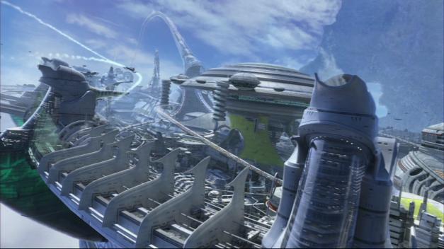 Final Fantasy XIII Intro