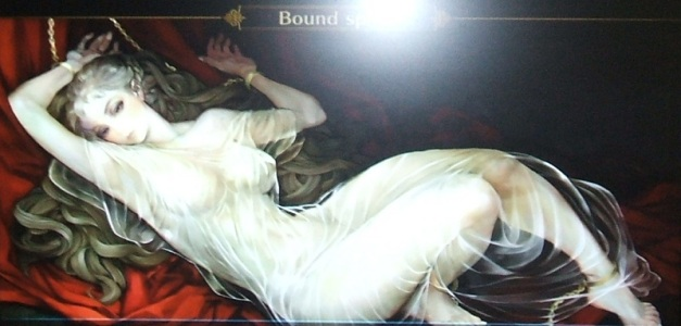 [Subculture works.] Dragon's Crown - NPC Bound Spirit