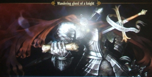 [Subculture works.] Dragon's Crown - NPC Ghost Knight