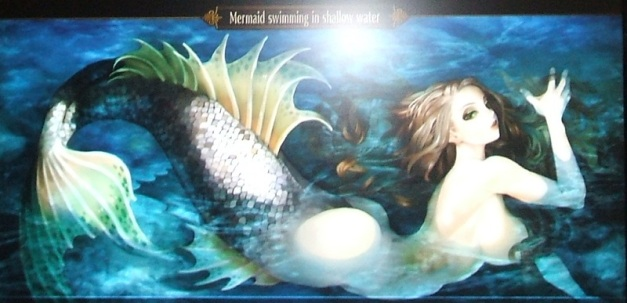 [Subculture works.] Dragon's Crown - NPC Mermaid