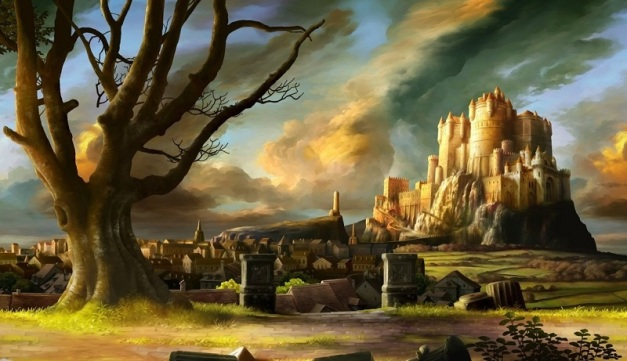 [Vanillaware] Dragon's Crown Burgstadt Hydeland