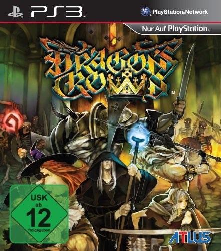 [Vanillaware Ltd.] Dragon's Crown PlayStation 3 Cover Art