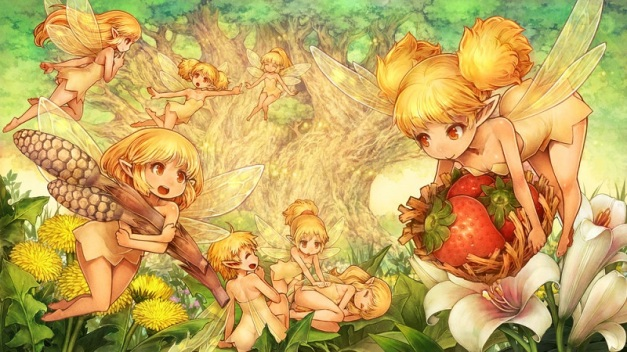[Vanillaware Ltd.] Treasure Art Midsummer Night's Dream